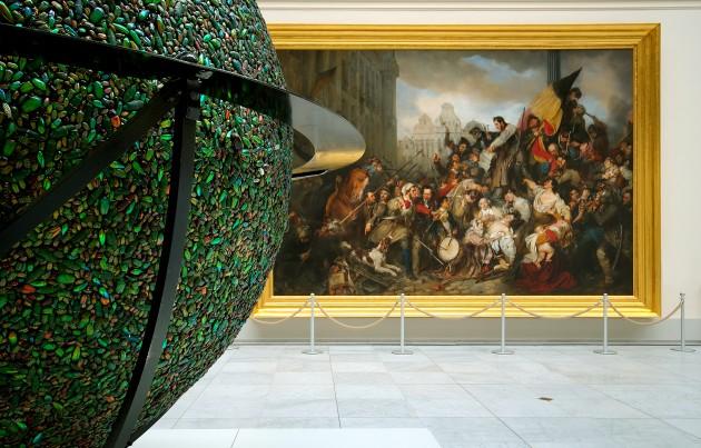Musée Royaux des Beaux-Arts - Koninklijke Museum voor Schone Kunsten-Brussels