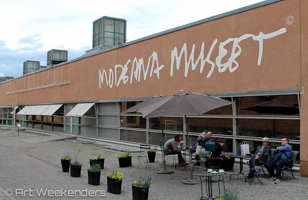 Moderna Museum,  Stockholm.