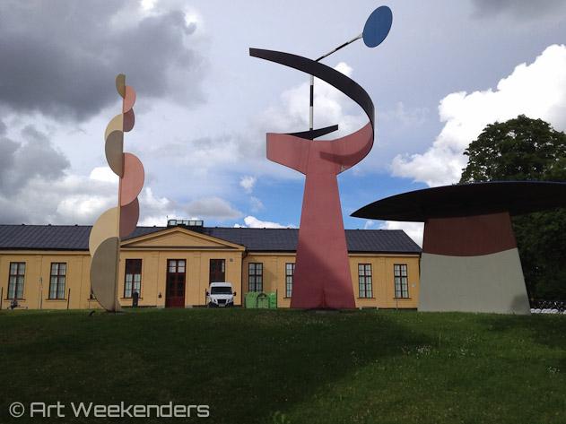 Moderna Museum Stockholm, Sweden