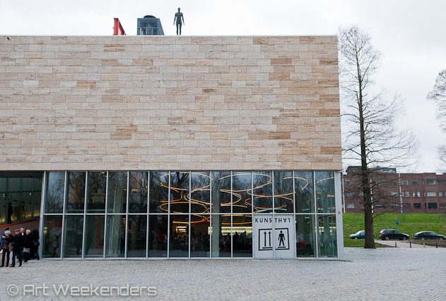 Netherlands-Rotterdam-Kunsthal-Rotterdam