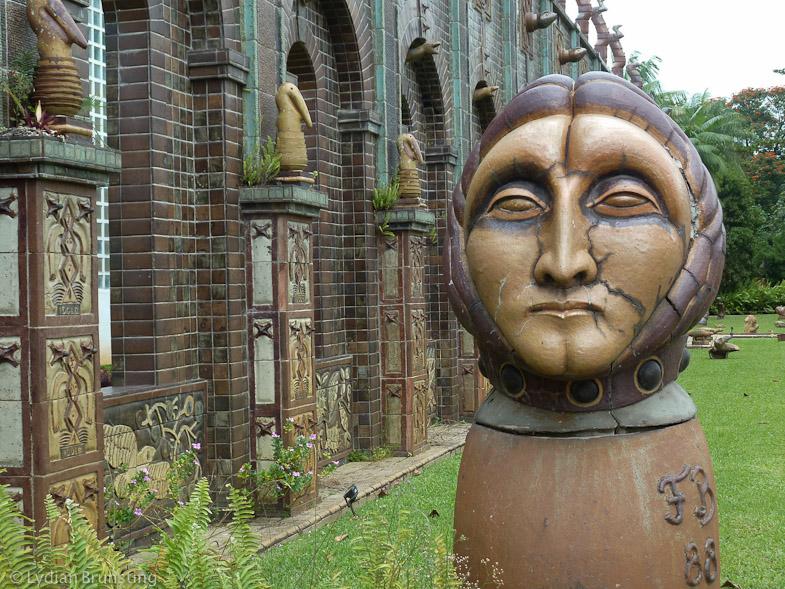 Ceramist-Brennand-Refice-Brazil