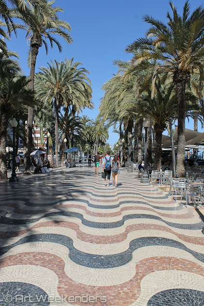 Spain-Alicante-Boulevard-Harbour