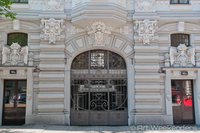 2014-Latvia-Art-Nouveau-WMAW (19) - Art Nouveau in Riga
