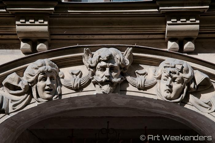 2014-Latvia-Art-Nouveau-WMAW (7) - Art Nouveau in Riga