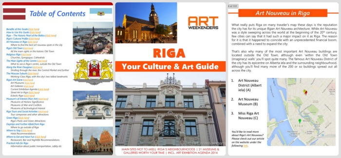 RIga Guide Collage1