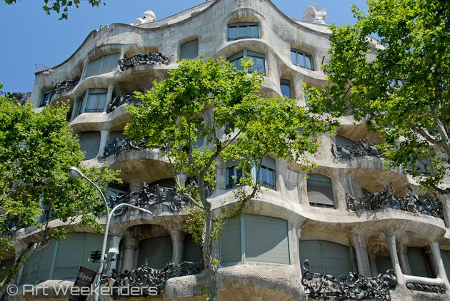 Barcelona_La_Pedrera_Casa_Mila_Gaudi