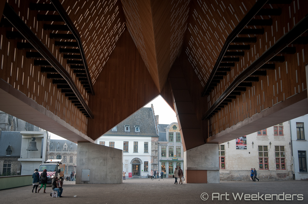 Belgium-Ghent-city-pavillion