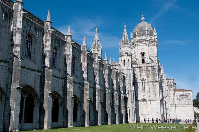 Monasteiro-de-Jeronimo-Lisbon-Portugal-half-a-day-in-lisbon