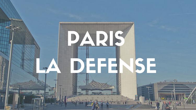 PARIS LA DEFENSE