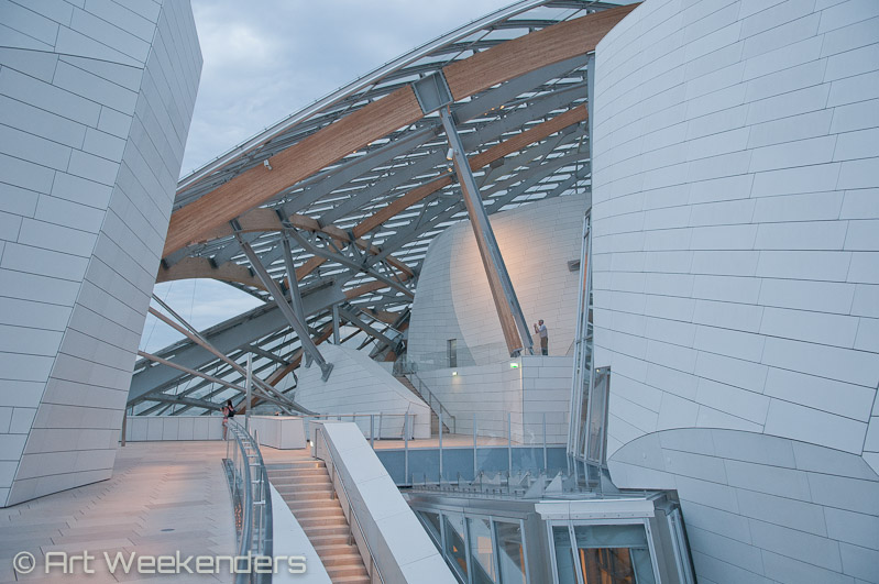 France_Paris_Louis_Vuitton_Foundation_Fondation_architecture_rooftop