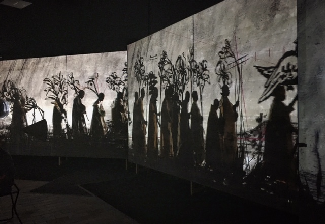 William Kentridge Louisiana Museum of Modern Art