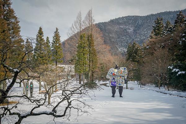 Hakone Open Air Museum Japan Niki de Saint Phalle Barbara Hepworth