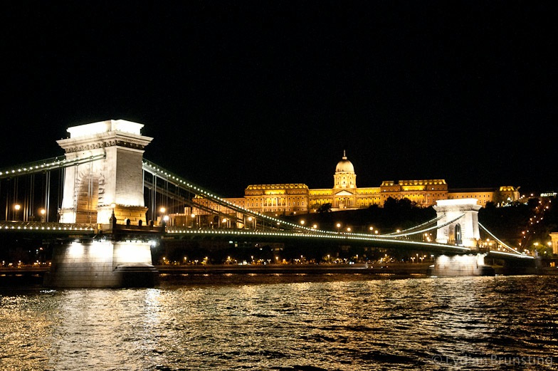Budapest-by-night