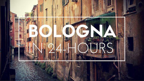 Bologna 24 hours