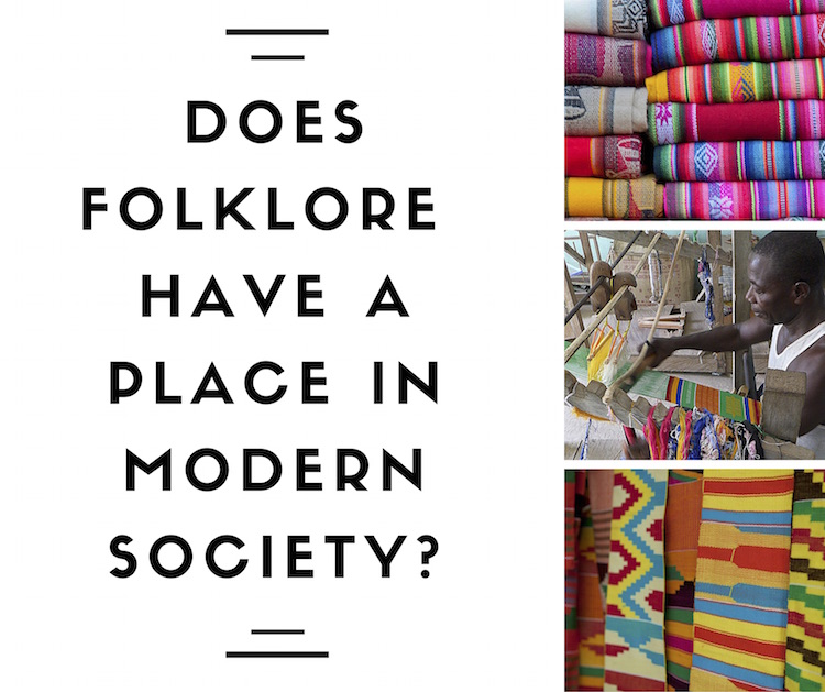 Folklore in Modern Society